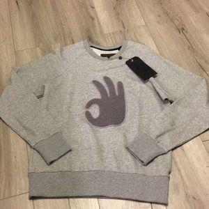 NWT Rag& Bone sweatshirt